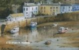 Harbour Reflectons, Tenby