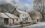 Light Snowfall, Llandewi Velfrey